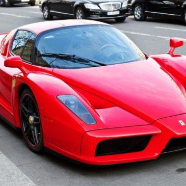 Benevento ospiterà un evento della Ferrari