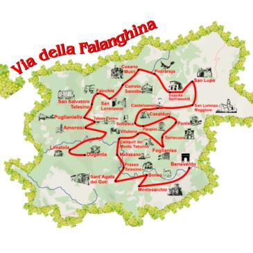 Parte il tour per la presentazione  della  Via della Falanghina