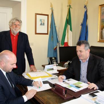 Domenico Parisi è il nuovo Vice Presidente della Provincia