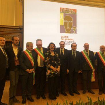 """Lonardo: grata alla Presidente Casellati per aver dato alla mia terra questa occasione. La prossima """"Degustazione Letteraria"""" sarà al Museo del Sannio"""