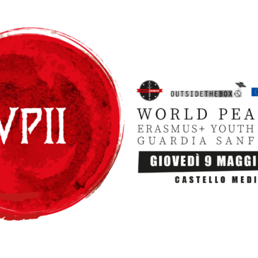World Peace Too: Erasmus+ tra Guardia Sanframondi e San Lupo dal 3 al 12 maggio.
