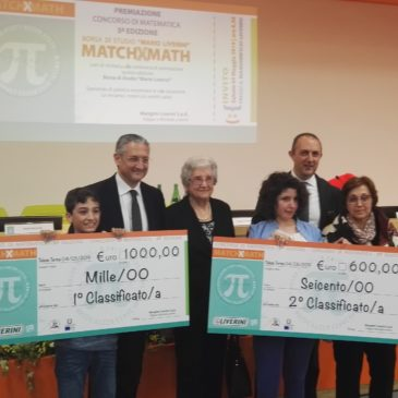 """Telese Terme. I vincitori della quinta edizione della Borsa di Studio """"Mario Liverini"""""""
