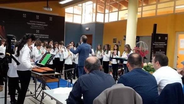 Primo premio agli alunni di Guardia al concorso musicale di Pietramelara