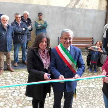 """Guardia Sanframondi. Inaugurazione della mostra didattica """"Leonardo da Vinci: la vita, le opere, i codici e le macchine"""""""