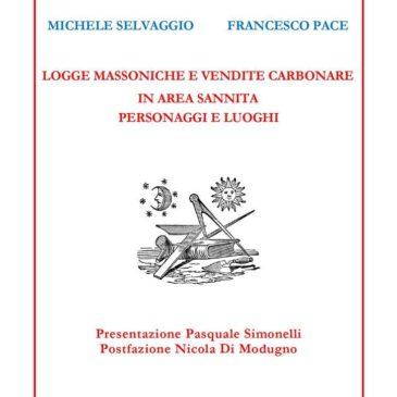 """Piedimonte Matese. Presentazione del Libro: """"Logge Massoniche e Vendite Carbonare nel Sannio. Personaggi e Luoghi"""""""