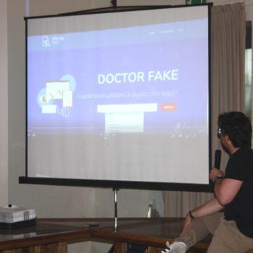 Unisannio: Presentato ai giornalisti Doctorfake  l'applicazione che scopre le fake news