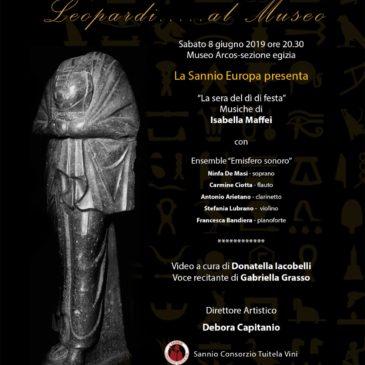Un omaggio ai 200 anni dell'Infinito … Giacomo Leopardi.