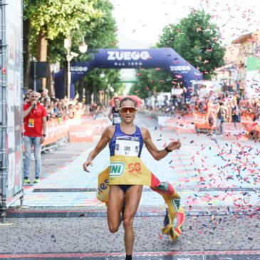 Trofeo città di Telesia sventola il tricolore.