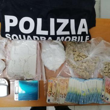 Apollosa: centrale dello spaccio smantellata dalla Polizia
