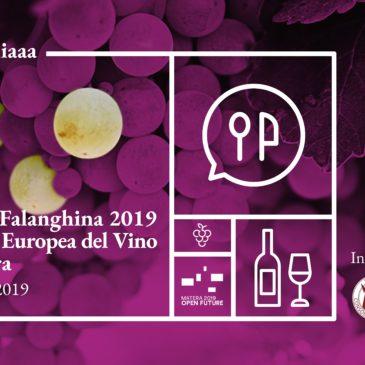 Sannio Falanghina, Matera 2019 celebra il binomio vino e cultura