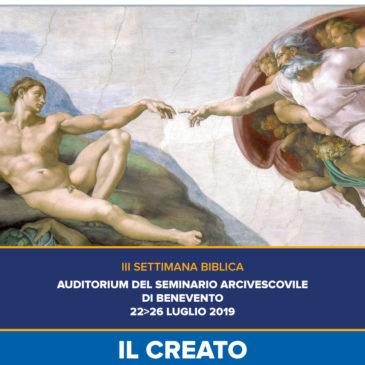 Il Creato: dalle mani di Dio alle mani dell'uomo