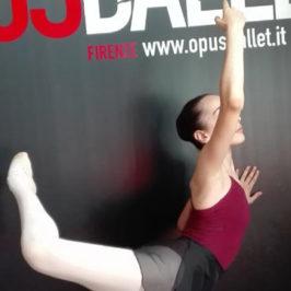 Da Bucciano a Firenze per danzare: il sogno della 15enne Claudia D'Onofrio diventa realtà