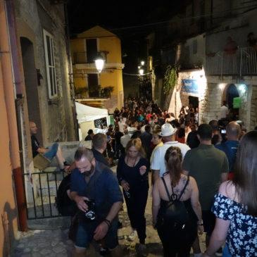 Guardia Sanframondi (Bn): Sempre affollatissimo il Percorso del Gusto di Vinalia
