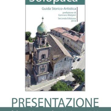 Solopaca: presentazione del libro di Formichella