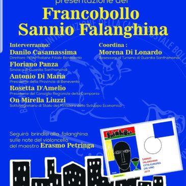 """Un francobollo celebrativo per Sannio Falanghina """"Città europea del vino"""""""