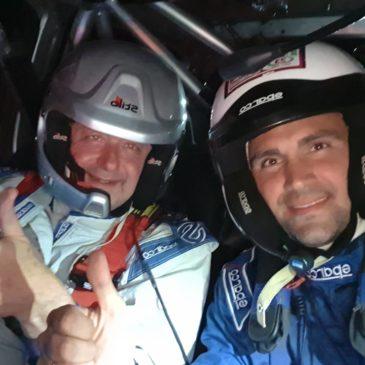 Ottima prova del 'medico volante' Alfonso De Nicola al recente rally del Molise, accompagnato dal navigatore Marco Costantini.