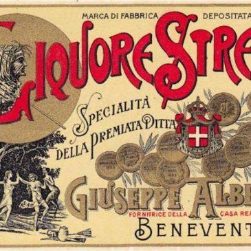 Immagini dal Sannio: la fabbrica Alberti e lo Strega di Benevento