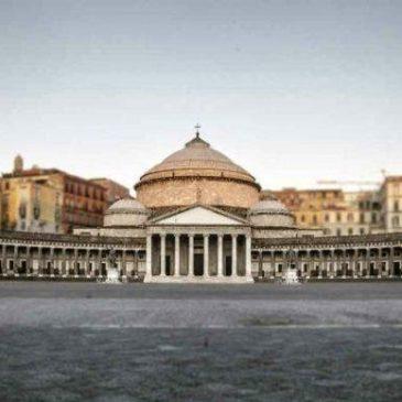 Napoli, Piazza del Plebiscito e la sua storia