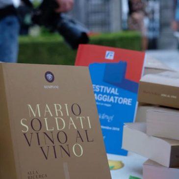 Il sindaco di Castelvenere al Festival di Asolo