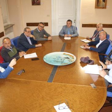 Rifiuti e lavoratori Samte, riunione in Provincia