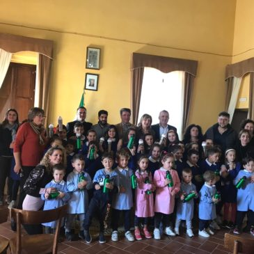 Un'altra scuola Plastic free: a Santa Croce del Sannio