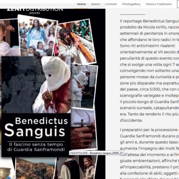 Benedictus Sanguis, il docu-film sulla processione dei battenti di Guardia Sanframondi