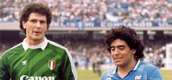 La storia di Giuliani, portiere del Napoli dimenticato dal calcio perché morto di Aids