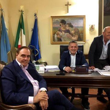 Mastella incontra Di Maria: necessaria una riforma della legge regionale