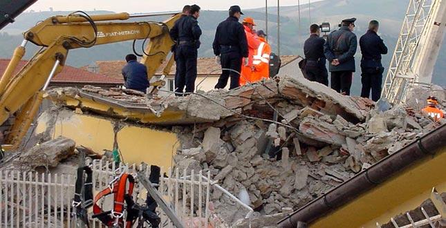 Accadde oggi: 31 ottobre 2002, il terremoto di San Giuliano di Puglia e le 27 piccole vittime
