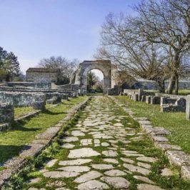 Immagini dal Sannio: Saepinum, da roccaforte sannita a cittadella romana