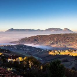 Immagini dal Sannio: il massiccio del Taburno Camposauro, la dormiente del Sannio