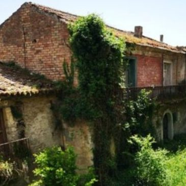 Immagini dal Sannio: Apice Vecchia, il paese fantasma fermo al 1962