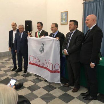 Telese Terme. Presentato il XV Rapporto sul Turismo del vino in Italia