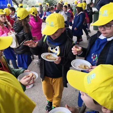"""""""Frantoi aperti 2019"""" per i giovani studenti delle scuole primarie"""