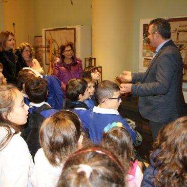 Istituto 'Torre' e Provincia insieme per la mostra didattica su Leonardo da Vinci
