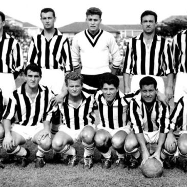 Accadde oggi: 11 marzo 1900, la prima partita della Juventus