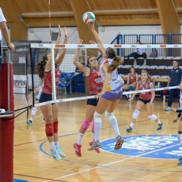 Pallavolo. Tour de force Accademia Volley, domani è già campionato.