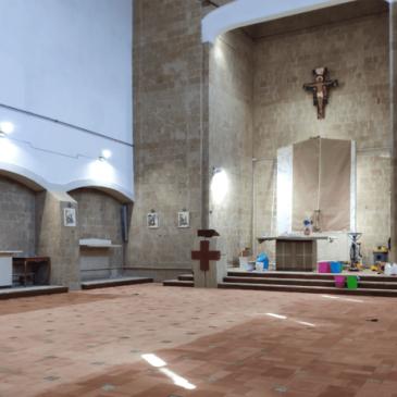 Alife. Riapre al culto la chiesa danneggiata dal terremoto