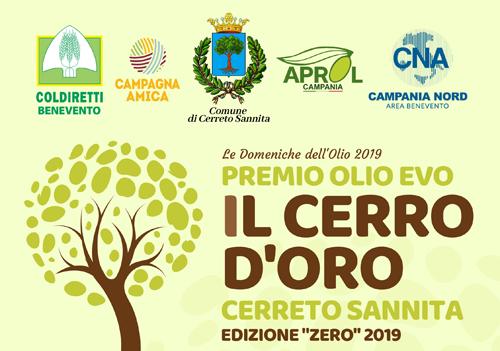 Nasce nel Sannio un premio dedicato all'olio extravergine d'oliva