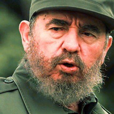 Accadde oggi: 25 novembre 2016, muore il Líder Máximo Fidel Castro