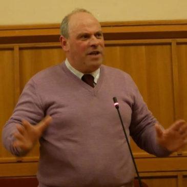 Filippo De Blasio, responsabile provinciale Fiva e componente dell'Esecutivo nazionale, interviene sullo sciopero degli ambulanti