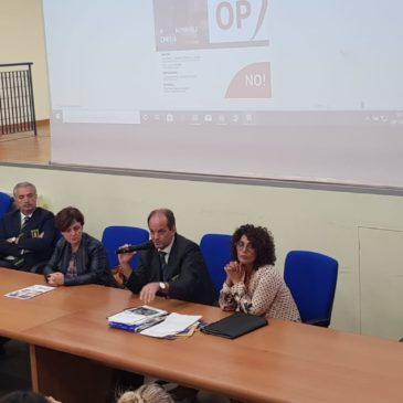 La sezione ANFI di Amorosi all'Istituto Rampone di Benevento