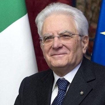 Benevento: visita in città del Presidente della Repubblica Sergio  Mattarella
