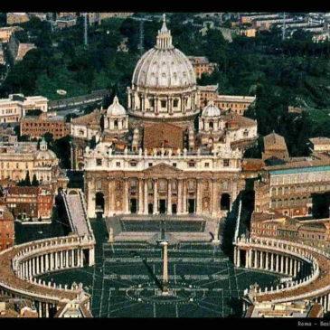 Accadde oggi: 18 novembre 1626, dopo 120 anni viene ultimata la Basilica di San Pietro in Vaticano