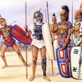 Immagini dal Sannio: i Sanniti, il popolo fiero nemico di Roma
