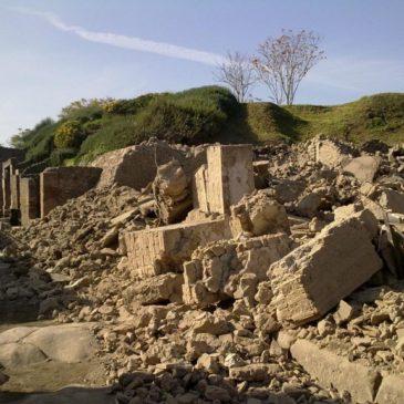 """Accadde oggi: 6 novembre 2010, crolla la """"palestra dei gladiatori"""" a Pompei"""