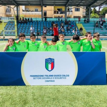 Scuola Calcio Valle Telesina, unica scuola calcio Èlite nella provincia di Benevento
