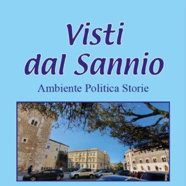 """Presentazione del libro di Roberto Costanzo, """"Visti dal Sannio – Ambiente Politica Storie"""""""
