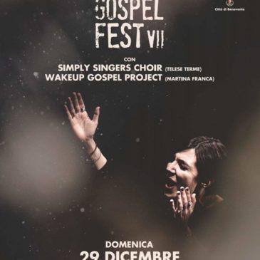 Benevento. Settima edizione del Sannio Gospel Fest