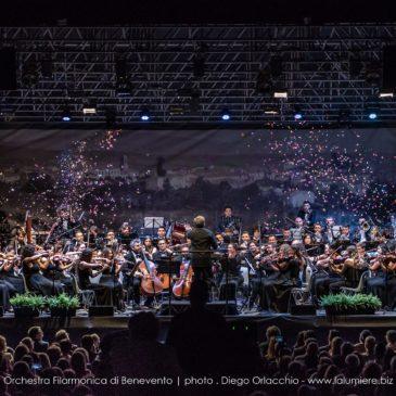 Sir Tony Pappano torna nel Sannio alla guida dell'Orchestra Filarmonica di Benevento
